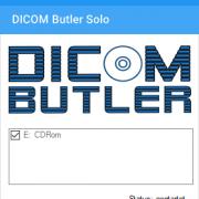 DICOM Butler Solo Screenshot