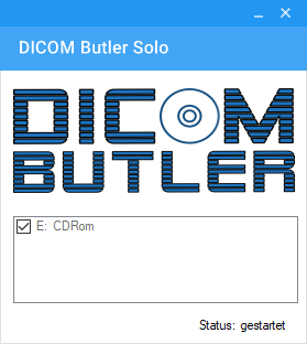 DICOM Butler Solo Screenshot