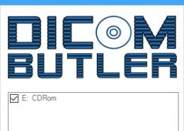 DICOM Butler Solo